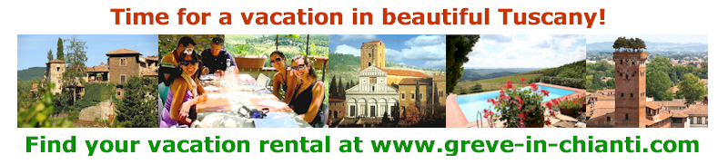 Vacation information Tuscany
